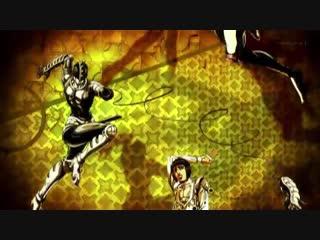 JoJo no Kimyou na Bouken: Ougon no Kaze - ED v2
