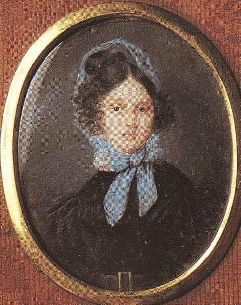 ВСЯ ЖИЗНЬ И СЧАСТЬЕ ЕЁ ЗАКЛЮЧАЛОСЬ В МУЖЕ... Она вышла замуж 16-летней девочкой по страстной любви за друга своей матери Ивана Дмитриевича Якушкина. Венчание состоялось 5 ноября 1822 года. Жених