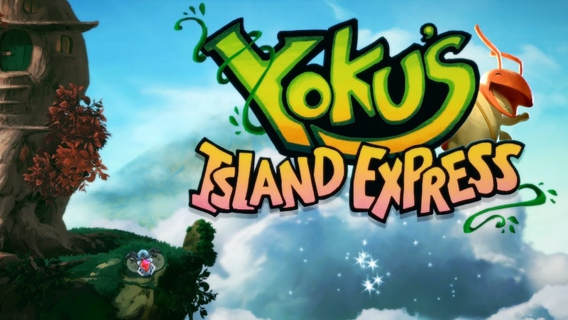Yokus Island Express - Launch Trailer (Steam, Nintendo Switch, PlayStation 4 and Xbox One)