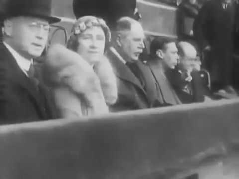 Легендарные матчи. Финал Кубка Англии по футболу 1933 года. Эвертон-Манчестер Сити