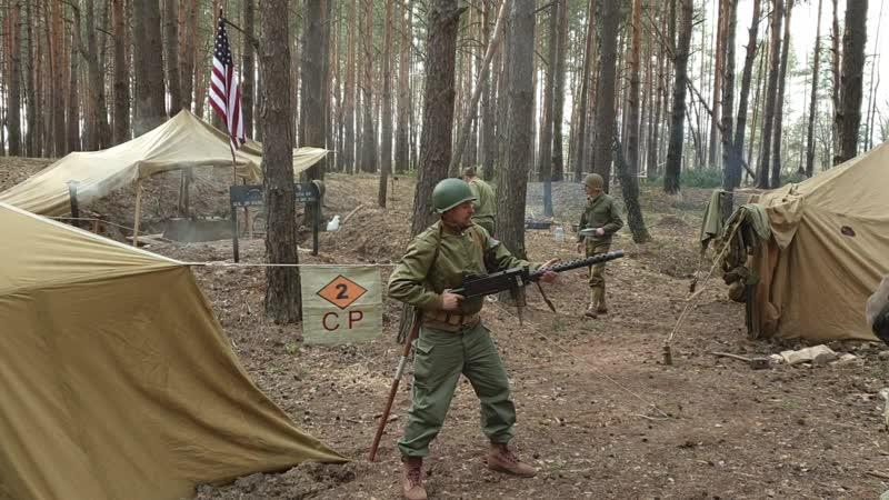 Тактика Союзники апрель 1945 го 20 04 2019г