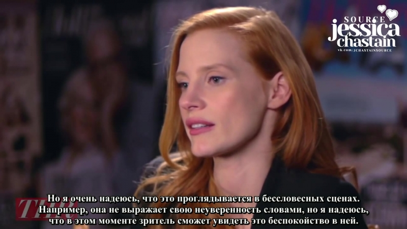 2013 ››Интервью для видео портала издания The Hollywood Reporter 4 русские субтитры
