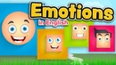 Emotions in English Moods and feelings