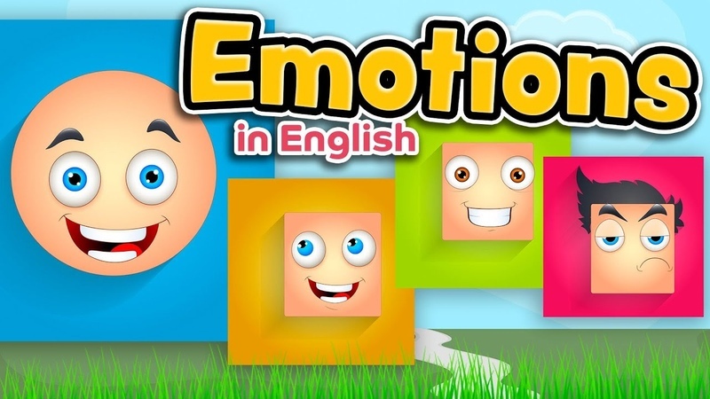 Emotions in English - Moods and feelings