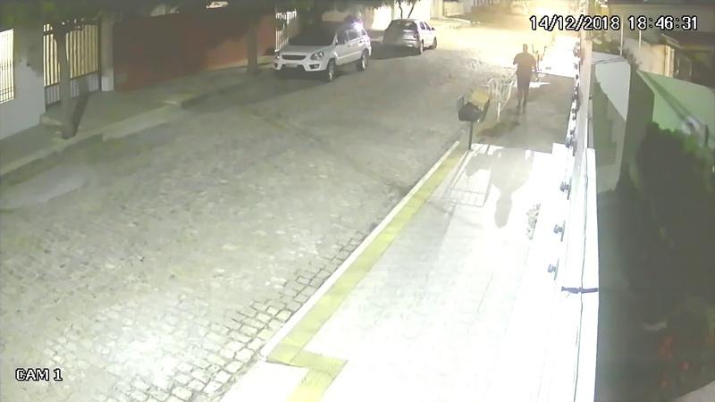 Agente penitenciário é assassinado na porta de casa em Candelária