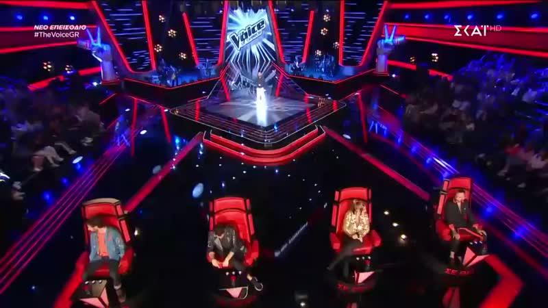 Γιάννης Στυλιανού - Της Άρνης το νερό - 6o Blind Audition - The Voice of Greece (1).mp4