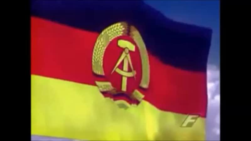 Erich-Weinert-Ensemble der Nationalen Volksarmee Unterwegs