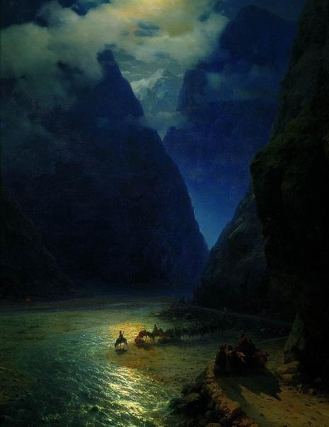 Дарьяльское ущелье глазами живописцев Дарьяльское ущелье было известно древним географам как Кавка́зские воро́та (Ворота Кавказа), Ала́нские воро́та, а также Сарма́тские воро́та. Так называется