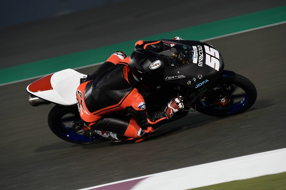 Результаты предсезонных тестов Moto2/Moto3 2019 в Катаре