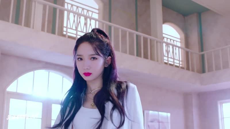 孟美岐(MEIQI) 犟 JIANG Rocket Girls (火箭少女101) d-ft. Hyojin Choi Choreography Official MV