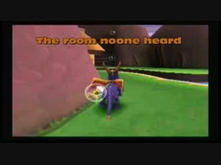 Spyro 3 - Скрытый проход в Midday Garden Home (Spyro 3)