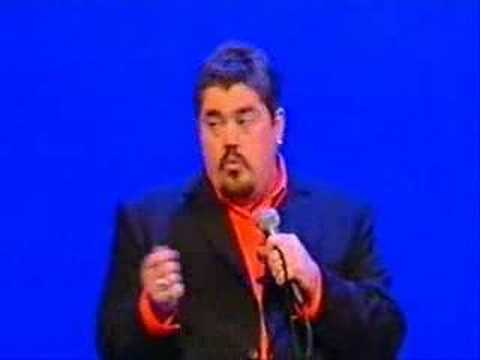 Phill Jupitus Taking On Eddie Izzard