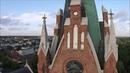 Palanga. Švč. Mergelės Marijos Ėmimo į dangų bažnyčia - Virgin Mary's Ascension Church AERIAL
