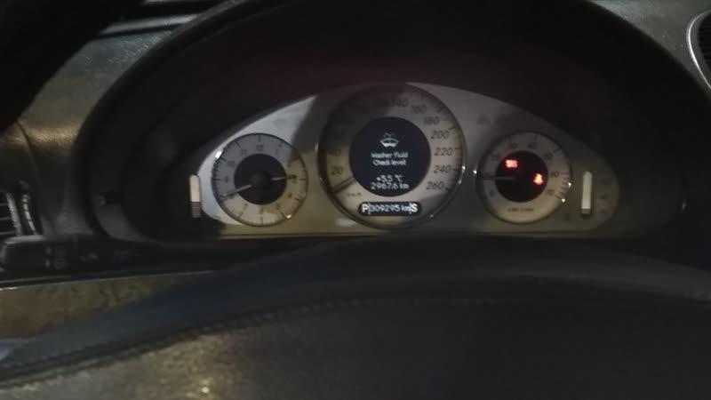 Mercedes Benz E200 Kompressor (W211) M271.941 (Ремонт ДВС) Начало