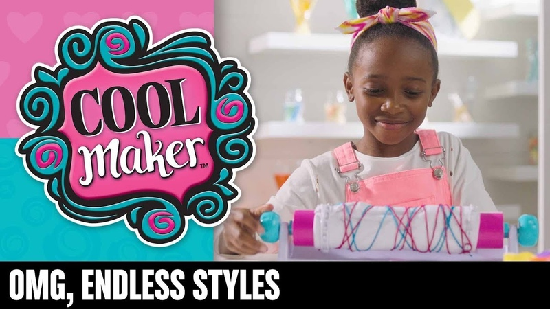 Cool Maker | Tidy Dye Station | OMG, Endless Styles!