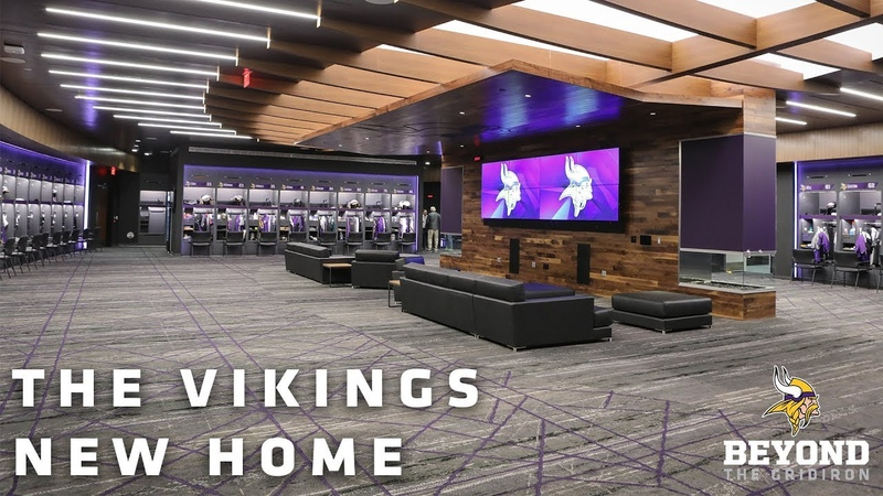 Beyond The Gridiron: A New Home For The Minnesota Vikings