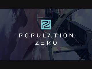 Сбор ресурсов и крафтинг в Population Zero