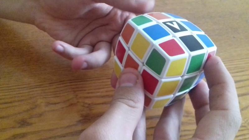Управления для начинающих в кубик рубике 3 на 3