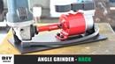 Angle Grinder HACK Air Compressor DIY