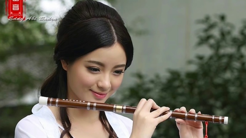 Beautiful Chinese music Instrument Endlesslove 10 different songs موسيقى صينية خليط لاشهر الاغان1