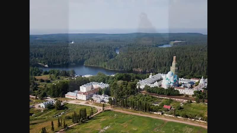All Night Vigil Valaam Monastery