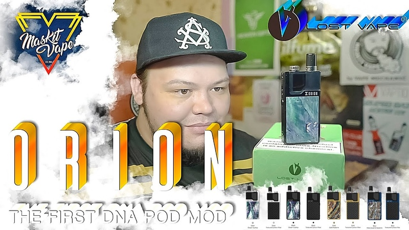 Orion by LostVape | AIO MTL on DNA GO | Дорого Богато