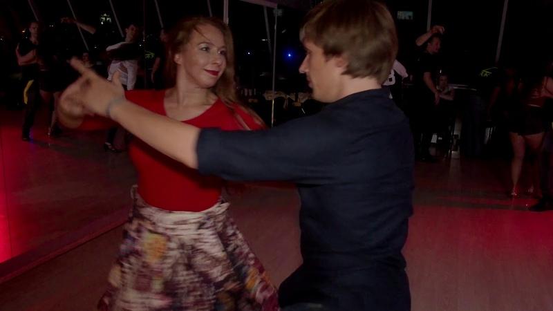 Anton Vlasov Galina Safronova. EuroAsian Zouk Festival 2018