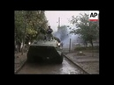 RUSSIA: CHECHNYA: RUSSIAN ARMY APPROACHES