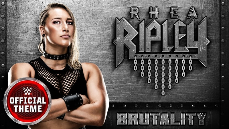 Rhea Ripley - Brutality (Entrance Theme) feat. Ash Costello