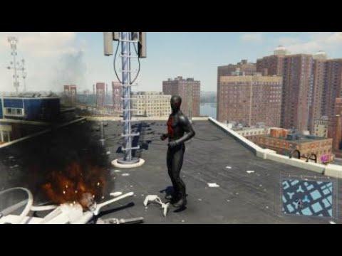 Marvel's Spider-Man: бригадир, дрон