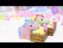Еда для единорога - Миниатюра mini-asmr, ASMR, toy, stopmotion animation
