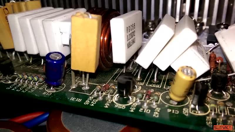 Dynacord L300, L500, L1000, L1600, L2400, S900, S1200, Electro Voice CPS1, CPS2