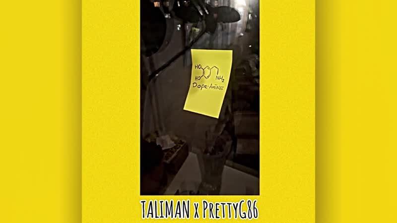 Taliman PrettyG86 - Dope`Amine (Prod. Cashmoneyap)
