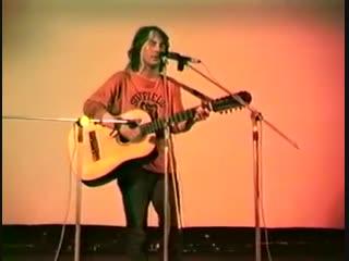 Александр Башлачёв — Концерт в ДК «Ильича» [ Ленинград -1987 ]