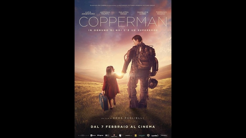 COPPERMAN (2019) ITA Streaming