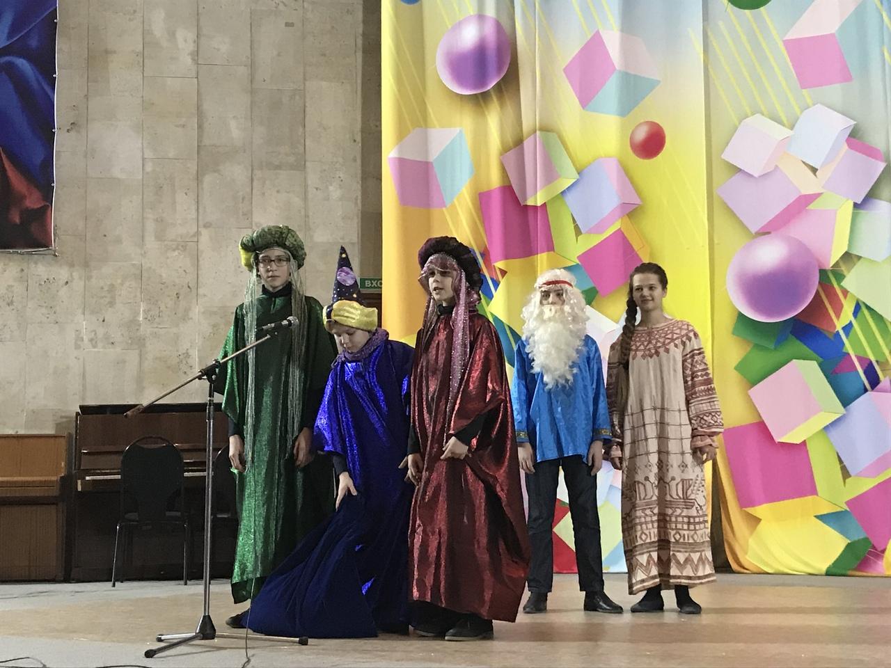 Рождественский фестиваль воскресных школ Северного викариатства