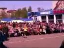 в/ч 03523, парад 9 мая 2008г, г.Пушкино, Московская обл.
