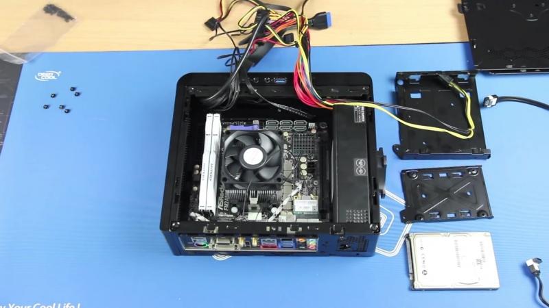 Gamemax Mini Healer M-Itx Case Review