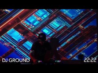 #2. DJ GROUND | 22:22 ART ROOM | TECH HOUSE