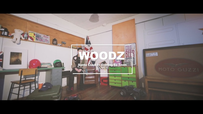 Michael Buble - Santa Claus Is Coming To Town (cover by woodz)