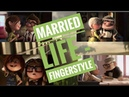 Married Life Guitar FingerStyle From the movie Up Arranged by Chaos Canine