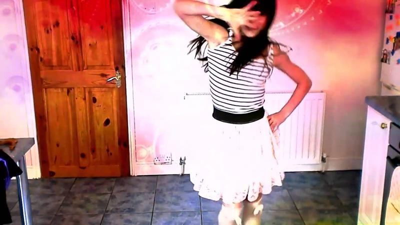 カルカ★ナイトフィーバー を踊ってみた Luka Luka Night Fever Dance Kelsey