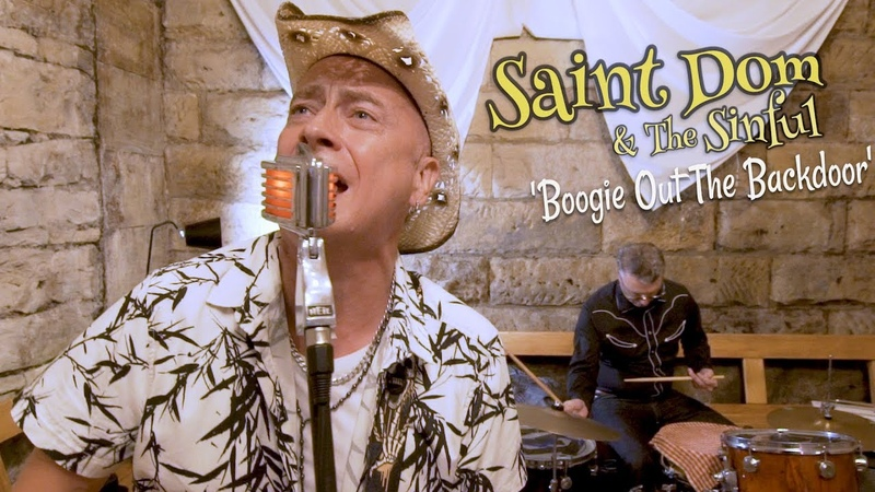 'Boogie Out The Backdoor' Saint Dom The Sinful (bopflix sessions) BOPFLIX