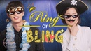 Park Bo-young dresses Ahn Hyo-seop up prettily | Ring or Bling [ENG SUB CC]