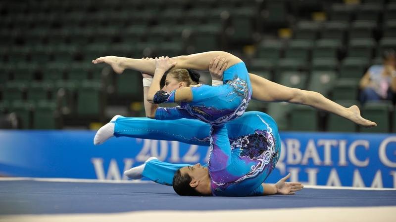WC Orlando (USA) 2012 -- Russia 1, Mixed Pair
