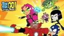 Мини Титаны ЮНЫЕ ТИТАНЫ ВПЕРЕД 2/Teen Titans Go! Figure - ПОПАЛИ В ЛИГУ СПРАВЕДЛИВОСТИ