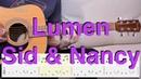 Lumen - Sid Nancy (tabs)