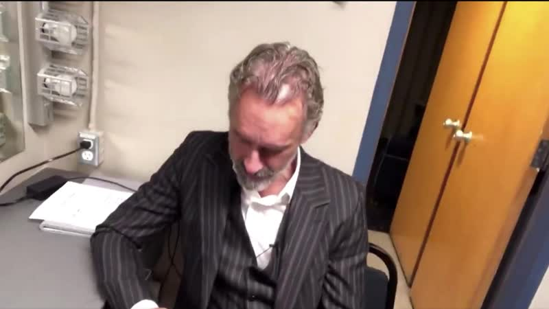 Jordan Peterson has just subscribed to PewDiePie