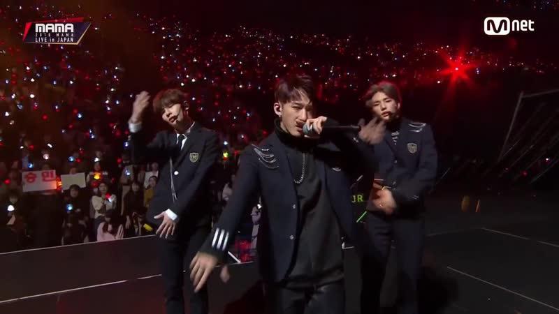 Stray Kids - Overdose Growl⁄EXO│2018 MAMA