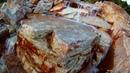 Пруд на 1000 м3 с водопадом и биоплато в СНТ Данилово-4